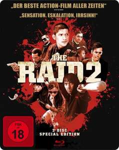 [Müller]  The Raid 2 (exklusives Müller Steelbook) (Blu-ray Disc)