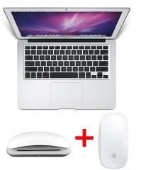 """Apple MacBook Air 13"""" 128 GB Flash + Apple Magic Mouse + Induktionsladegerät"""