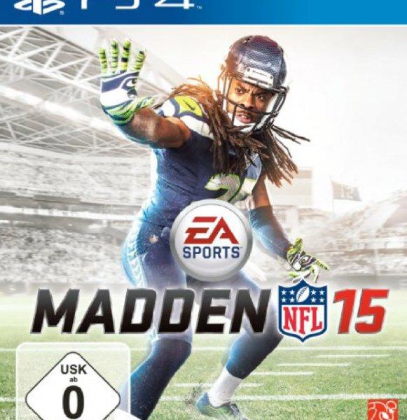 Madden NFL 15 (PS4 und PS3) bei Amazon für 39,97