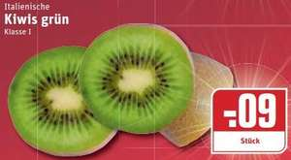 [Lokal] Kiwi im Rewe Dortmund und KaufPark für 0,09€