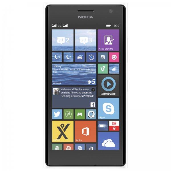 NOKIA Lumia 730 Dual Sim in weiß für 179€ (Begrenzte Stückzahl!)