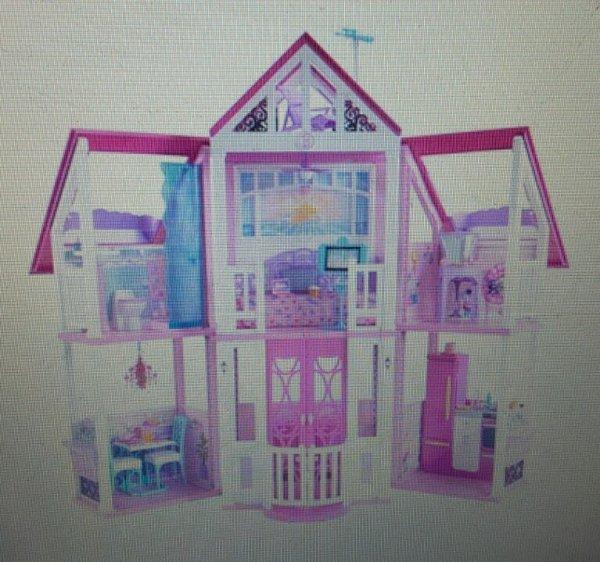 Barbie Traumhaus bei Galeria Kaufhof (für Paypack Kunden evtl. 62,99 Euro)