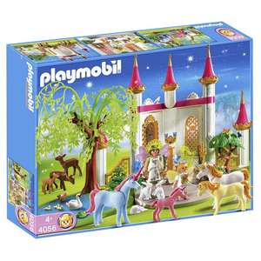 Playmobil 4056 Feenschlösschen im Einhornwald @ Real Onlineshop (Ersparnis 38%)