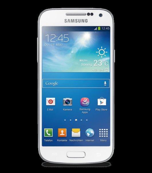 [BASE.de] Samsung Galaxy S4 Mini + kleine Flat für 11,-€/Monat - nur noch heute!