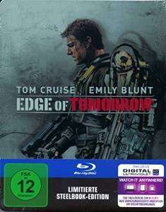 Edge of Tomorrow (Steelbook Edition) [Blu-ray]: Saturn.de für 14,99€