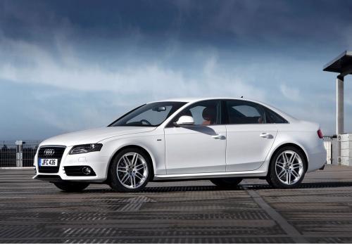 1 Wochenende (Fr. 12 Uhr bis Mo 9 Uhr) Audi A4 fahren, alle KM inkl. @PAYBACK DEALS