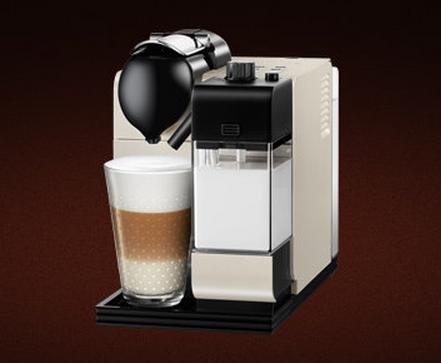 [Amazon] Nespresso Latissima+ (EN 520PW) für € 179