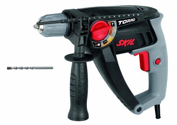Skil Multi-Bohrer Torro 6950 AA (550W, max. Bohr-Ø Beton 10 mm, +Bohrer) für 34,91 € @Amazon.fr