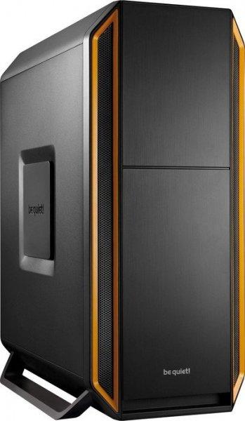 be quiet! Silent Base 800 orange (schallgedämmtes ATX-Gehäuse, 3x Pure Wings 2 Lüfter vorinstalliert) - 89,85€ @ ZackZack