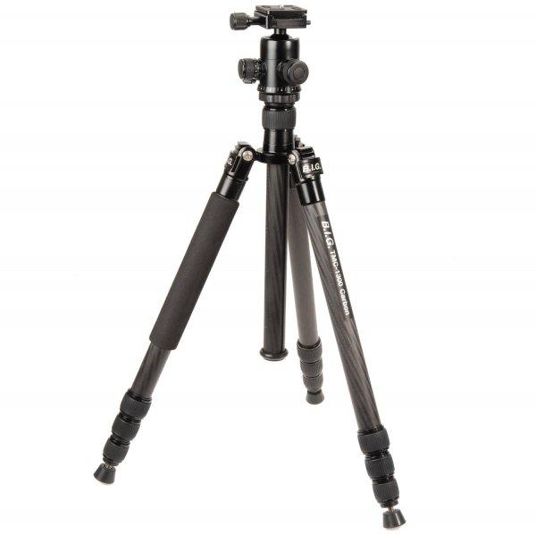 B.I.G. TMC-1300 2-in-1 Carbon Kamerastativ inkl. Kugelkopf für 135,72€ @Amazon