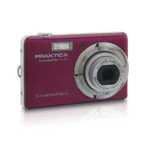 Praktica Luxmedia 12-Z4 Digitalkamera (12 Megapixel, 4-fach opt. Zoom, 6,9 cm (2,7 Zoll) Display) rot 75,43 EUR @Amazon