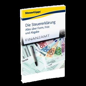 Die Steuererklärung: Alles über Form, Frist und Abgabe - Ebook 4 Free durch Gutscheincode