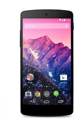 Nexus 5 weiß 32GB für 369 EUR