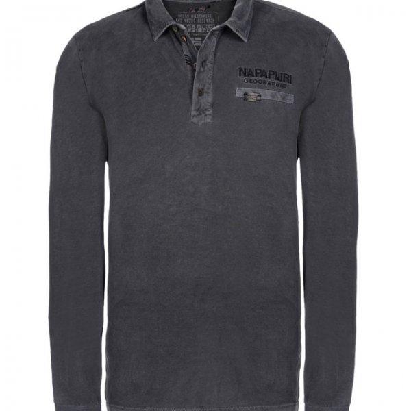 (Engelhorn.de) Napapijri Poloshirt für (schlanke) Herren für 32,85€ statt 99,90€ /Shirt!