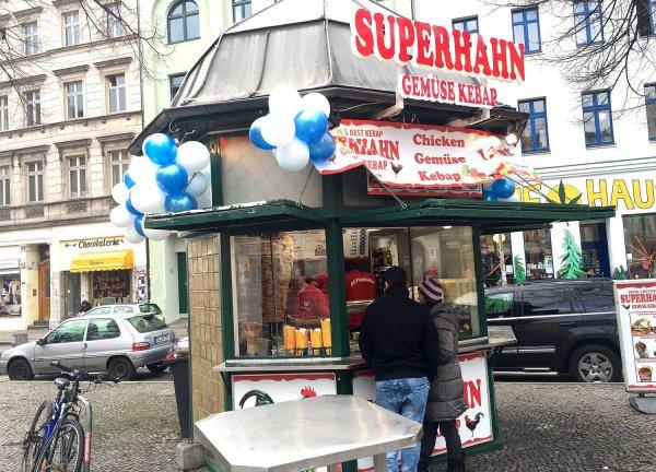 [Berlin Xberg] Döner für 1 Cent!