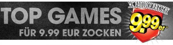 Project Cars, Evolve und The Witcher bei der 9,99er Aktion für Playstation / Xbox One vorbestellen @Gamestop (unter 40€)
