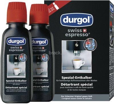 [MM versandkostenfrei] Durgol Swiss Spezial-Entkalker 2x125ml