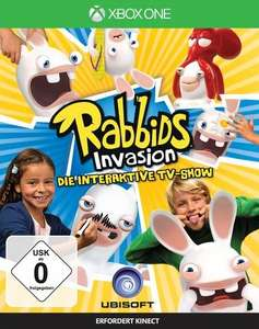[Buecher.de & Rebuy] Trade in mit 12,76€ Gewinn (2 x Rabbids Invasion - Die interaktive TV-Show (Xbox One))