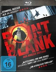 Amazon.de Prime: Point Blank - Aus kurzer Distanz - Steelbook [Blu-ray] für 6,97€