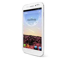 """Wiko Stairway 5"""" Dual Sim bei WHD Amazon.fr 105€ in weiss"""