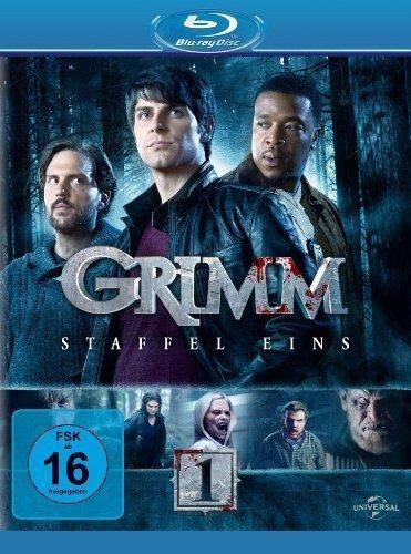 (MediaDealer.de) (BluRay) Grimm - Staffel 1