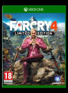 Far Cry 4 digital XBOX One