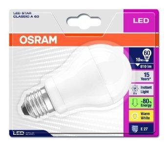 [Offline bei Tegut] OSRAM LED STAR