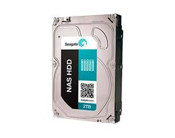 Seagate NAS HDD ST2000VN000, Interne Festplatte, 2TB, (8,9 cm (3,5 Zoll), 5900 rpm, 64MB Cache, SATA-600 (recertified = gebraucht) @meinpaket 79,90€ inkl. Versand
