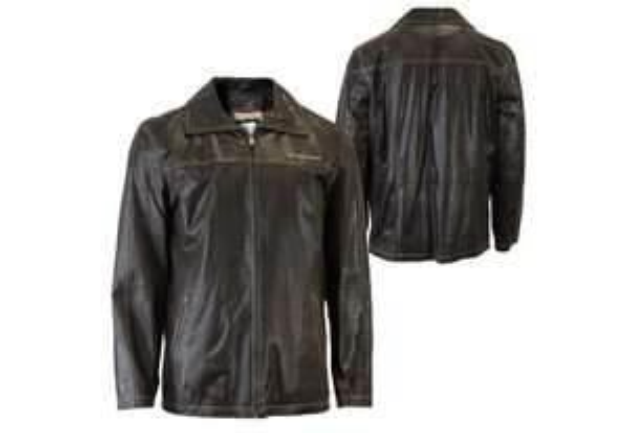 [3% Qipu] Tom Tailor Herren Lederjacken in schwarz und braun für jeweils 69,99€ frei Haus @DC