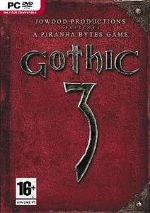 Gothic 3 - Game of the Year Edition in Holzbox (PC) für 0,81 EUR [+ 2,50 Versand] [WDH]