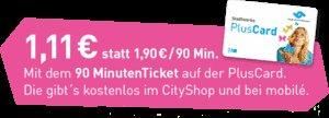 [Lokal Münster] Stadtwerke Münster - Narrenfahrt mit dem 90 MinutenTicket für 1,11€ + Gutschein für eine Tüte Berliner