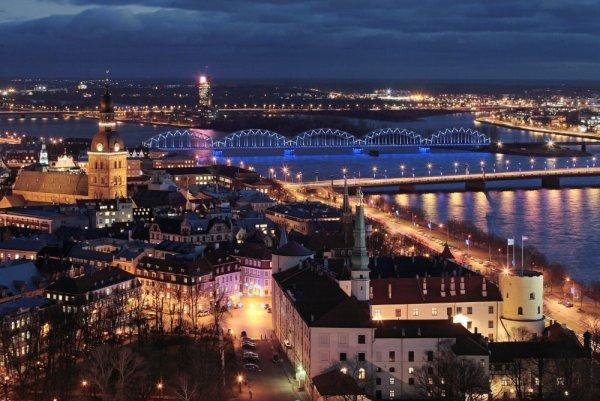 4 Tage im Top Hotel nach Riga inkl. Flügen schon für 129€ p.P. (TOP bewertet)