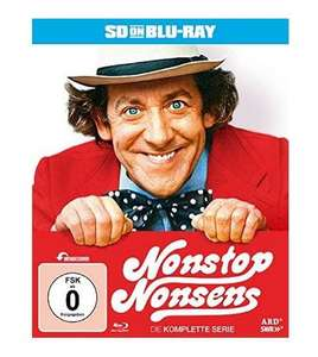 Nonstop Nonsens: Die komplette Serie [Blu-ray] für 14,97€ @ Amazon.de (Prime)