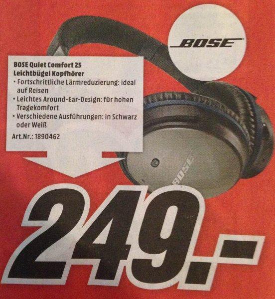(Media Markt Braunschweig) Bose Quiet Comfort 25