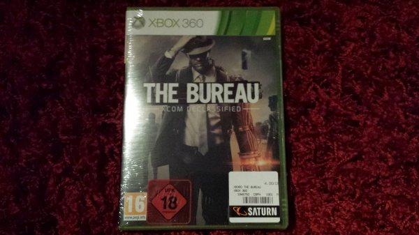 [LOKAL] The Bureau: XCOM Declassified (Xbox 360 & PS3) @Saturn München am OEZ