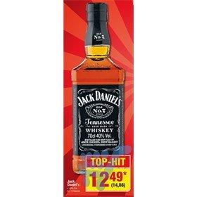 [metro] Jack Daniels für netto: 12,49 € und brutto: 14,86 €