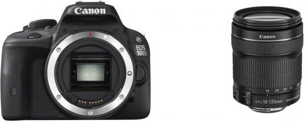 [lokal] Saturn Bad Homburg: Canon EOS 100D Kit 18-135 IS STM für 599 €