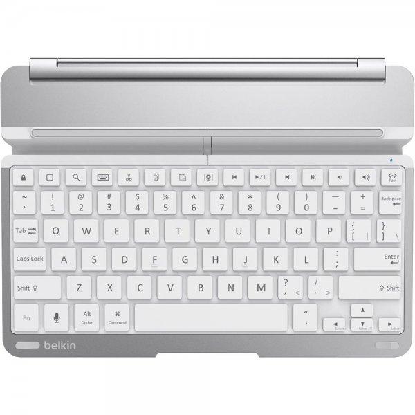 eBay WOW: Belkin Tastaturhülle FastFit mit Autowake Funktion für Apple iPad Air weiß 29,90€ (Idealo  51,76 €)