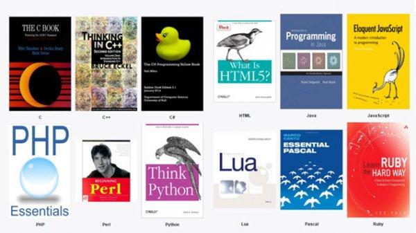 24 kostenlose eBooks zum Erlernen einer neuen Programmiersprache