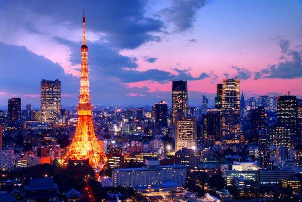 Flüge nach Tokio und Osaka von Wien, Salzburg, München, Frankfurt mit Turkish Airlines ab EUR 415,- von Februar bis Juni