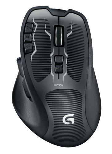 Logitech G700s Drahtlose Gaming Maus für 56,71€ @Amazon.fr