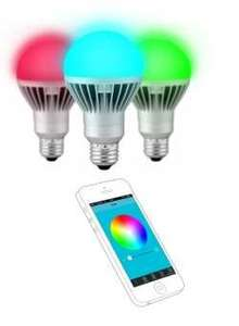 Technaxx LED RGB App-Lampe E27 7W