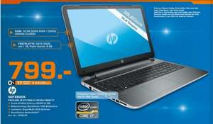HP Pavilion Notebook PC 15-p173ng @ Saturn Hürth / Kerpen