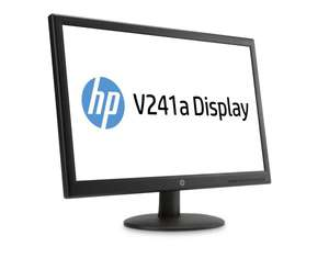 Hewlett-Packard HP V241A neigbarer 24 Zoll Full HD Monitor für 98,99€ @electronis