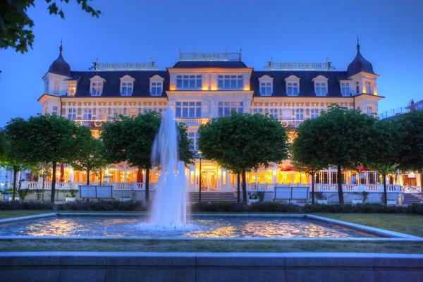 ***TOP** 4 Tage Wellness Usedom im 5* Hotel und vielen Extras für 2 Personen 398€