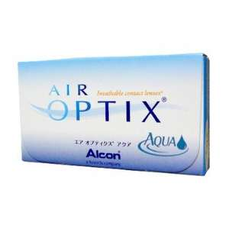 2 x 6er Air Optix Aqua Monats Kontaktlinsen + Gurkenaugenpads + Pinzette mit Behälter für 34,73