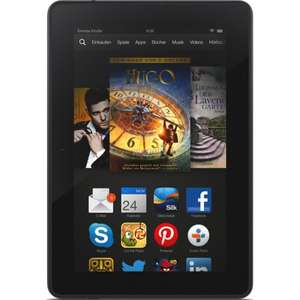 Kindle Fire HDX 7.0 WLAN + 4G LTE - 16GB