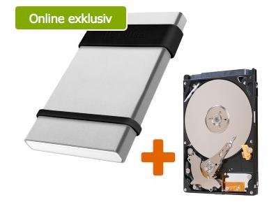 """RaidSonic Icy Box Gehäuse + 500 GB Festplatte (2,5"""") für 28,29€ @Gravis"""