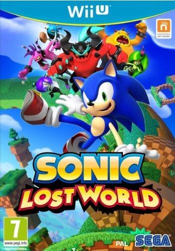 Sonic Lost World - Die schrecklichen Sechs Edition Wii U für 18,51€ @amazon.it (italienische Verpackung)