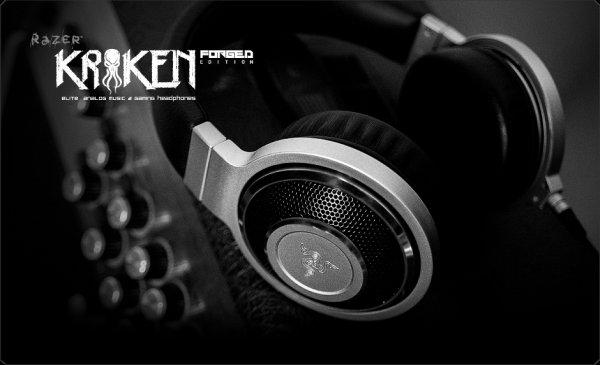 Razer Kraken Forged Gaming-Headset für unschlagbare 99,99€, Vergleichspreis ab 198€